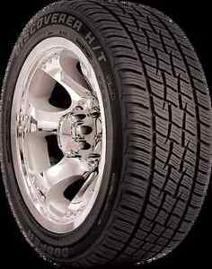 4 New 255 55r18 Inch Cooper Ht Plus Tires 255 55 18 2555518 R18 55r