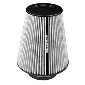 Spectre Hpr9612w 4 Inlet White Cold Air Intake Cai Air Filter 10 Tall