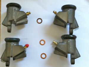 1960 Plymouth Dodge Chrysler Desoto Brake Wheel Cylinder Set New 6 Cylinders
