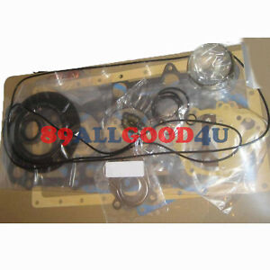 Gasket Kit For Mitsubishi 4g63 8v Engine Caterpillar Clark Lpg Gc15 Forklift
