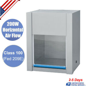 Industry Vertical Ventilation Laminar Flow Hood Air Clean Bench Workstation Usa