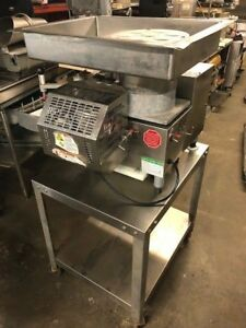 Patty o matic 330a Meat Hamburger Burger Patty Machine Maker Stamper With Stand
