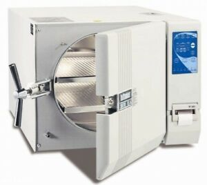 Tuttnauer 3870ea Fully Automatic Large Capacity Autoclave With Printer