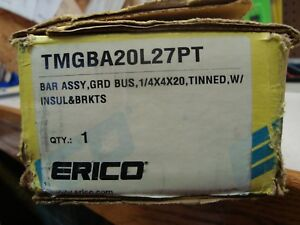 Erico Tmgba20l27pt Grounding Bus Bar