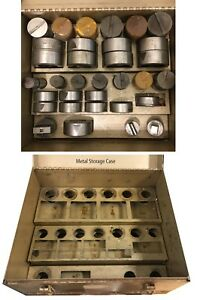 Roper Whitney 17 Punch And Die Set For Punch Press Sheet Metal Manufacturing
