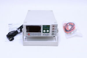 New Extech 380562 Milli Ohmmeter 4 Wire