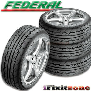 4 Federal 595evo 215 45r17 91y Xl Ultra High Performance Tires