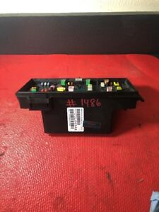 Dodge Ram 1500 2008 2009 Tipm Totally Integrated Power Module 68028003ab 1486