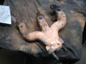 Exhaust Manifold 6 300 4 9l Rear Fits 87 96 Ford E150 Van 172755