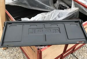 Tailgate Fits Amc Jeep Cj5 Cj2a Cj3a Cj3b Md Juan Tail Gate With Script