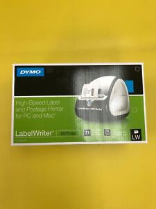 Brand New In Box Dymo Label Writer 450 Turbo To Make Label postage barcode