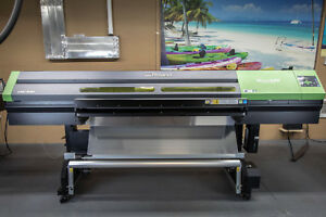 Roland Lec 540 54 Uv Printer And Cutter