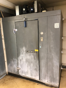 6x6 Walk In Cooler Freezer Refrigerator Subway Selfcontained 6x4 Walkin Detroit