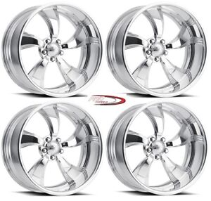 19 Inch Pro Wheels Rims Twisted Killer Intro Foose Usmags Specialties Us Mags