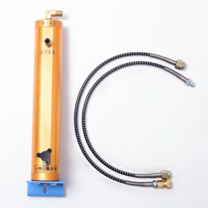 30mpa High Pressure Air Compressor Oil water Separator Filter With 8mm Connector