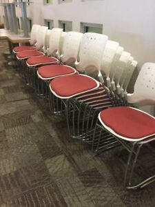Restaurant Cafe Coffee Shop Chairs High End Lot Of 20