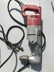 Milwaukee Right Angle Drill Corded