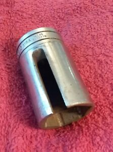 Snap On S9840 1 2 Dr 1 1 4 Thermal Vacuum Switch Socket Vintage Made In Usa