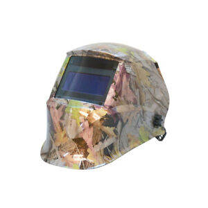 Woodland Solar Auto darkening Filter Welding Helmet Welder Mask 9 13 Shades