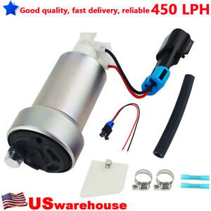 New Walbro E85 Racing High Performance 450lph Fuel Pump F90000267