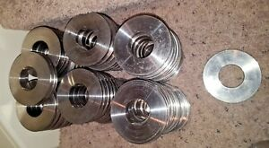 63 3 5x0 5 Incoloy A286 Nickel Stainless Steel Round Rod Bar Pulley Sheave