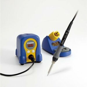Hakko Fx888d 23by Digital Soldering Station Fx 888d Fx 888 blue
