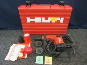 Hilti Te 35 Rotary Hammer Drill Construction Concert Block Anchoring Heavy Duty