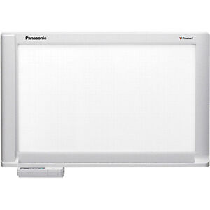 Panasonic Ub 5338c Color Electronic Whiteboard Opened Box
