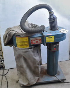 Enco Dust Collector Model 150 3000 ctam 3447