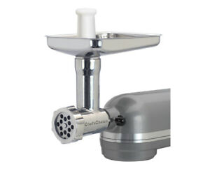 Close Out Chefs Choice 797 Meat Grinder For Kitchenaid Mixer Discontinued Save