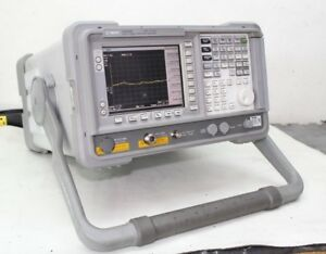 Agilent E4405b Esa e Spectrum Analyzer 9 Khz To 13 2 Ghz Calibrated