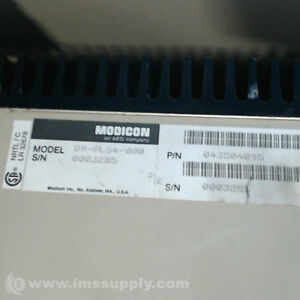 Modicon Dr pls4 000 Power Supply Usip