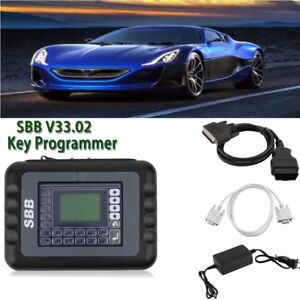 2018 V33 02 Universal Sbb Key Programmer Immobilizer For Multi Brands Car kz