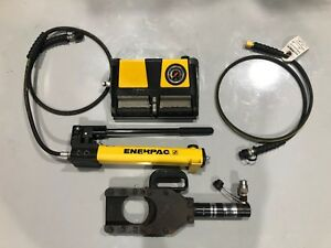 Enerpac Whc 4000 Hydraulic Cable Wire Cutter Head Accessories