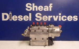 Fordson Power Major Simms Diesel Injector injection Pump