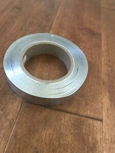 Bron Aerotech Usa Made Hvac Aluminum Foil Tape 1 X 60 Yds 3 Mil