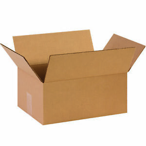 Box Partners Corrugated Boxes 14 X 10 X 6 Kraft 25 bundle 14106