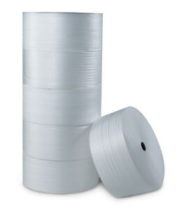 Box Partners Upsable Perforated Air Foam Rolls 1 8 X 24 X 350 White 1 each