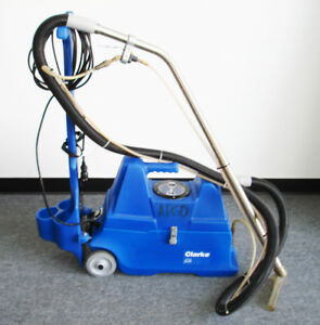 Clean clarke Bext Spot Upholstery Cleaner W hose Carpet Extractor 04153a 120v