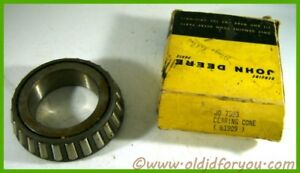 Jd7393r John Deere B Br Bo 50 Inner Axle Bearing new Old Stock And Affordable