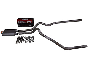 Ford F150 87 97 2 5 Dual Exhaust Flowmaster 40 Series Muffler