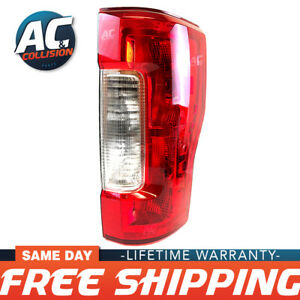 Fo2800256 Tail Light For 2017 Ford F 250 Lh Regular Cab Extended Cab Crew Cab