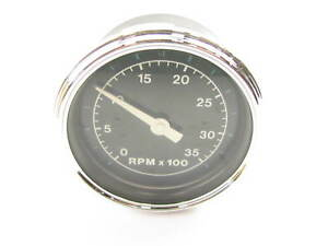 New Out Of Box Oem Ford Medium Truck E7hz 17360 b Tachometer Gauge 3500 Rpm