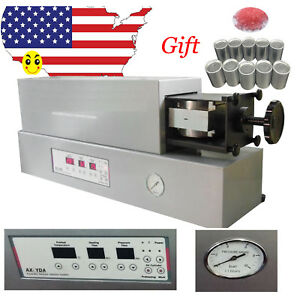 Dental Lab Automatic Flexible Remove Partial Denture Injection System Equipment