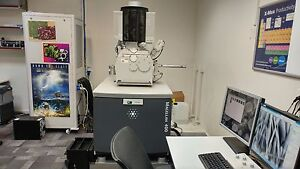 Fei Magellan 400 Extreme High resolution xhr Sem Scanning Electron Microscope