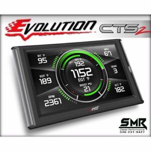 Edge Evolution Cts2 Programmer Monitor For 2003 2012 Dodge Ram 2500 3500 Cummins