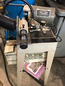 Darex Endmill Tool Sharpener E 85 E 90 Tr With Sharpening Fixture