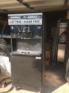 Electro Freeze 32tn Heavy Duty Soft Serve Frozen Yogurt Ice Cream Machine