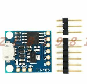 5pc Digispark Kickstarter Miniature Minimum Usb Development Board Attiny85