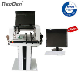 Cheap Smt Pick And Place Machine With Vision System 39 Smart Feeders